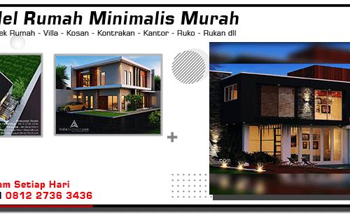 Model Rumah Minimalis Murah