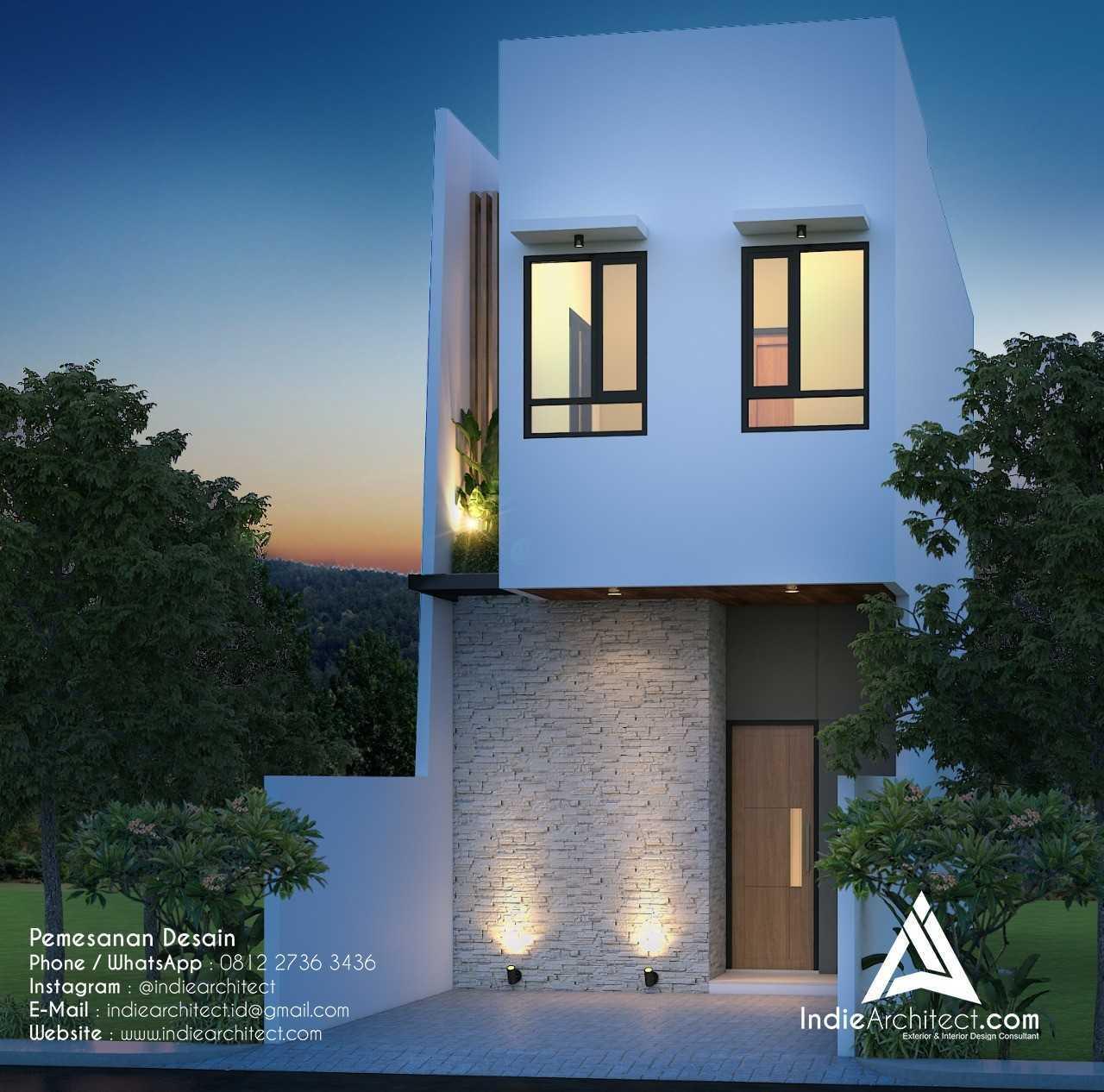 Desain Rumah Minimalis di Jakarta Pusat