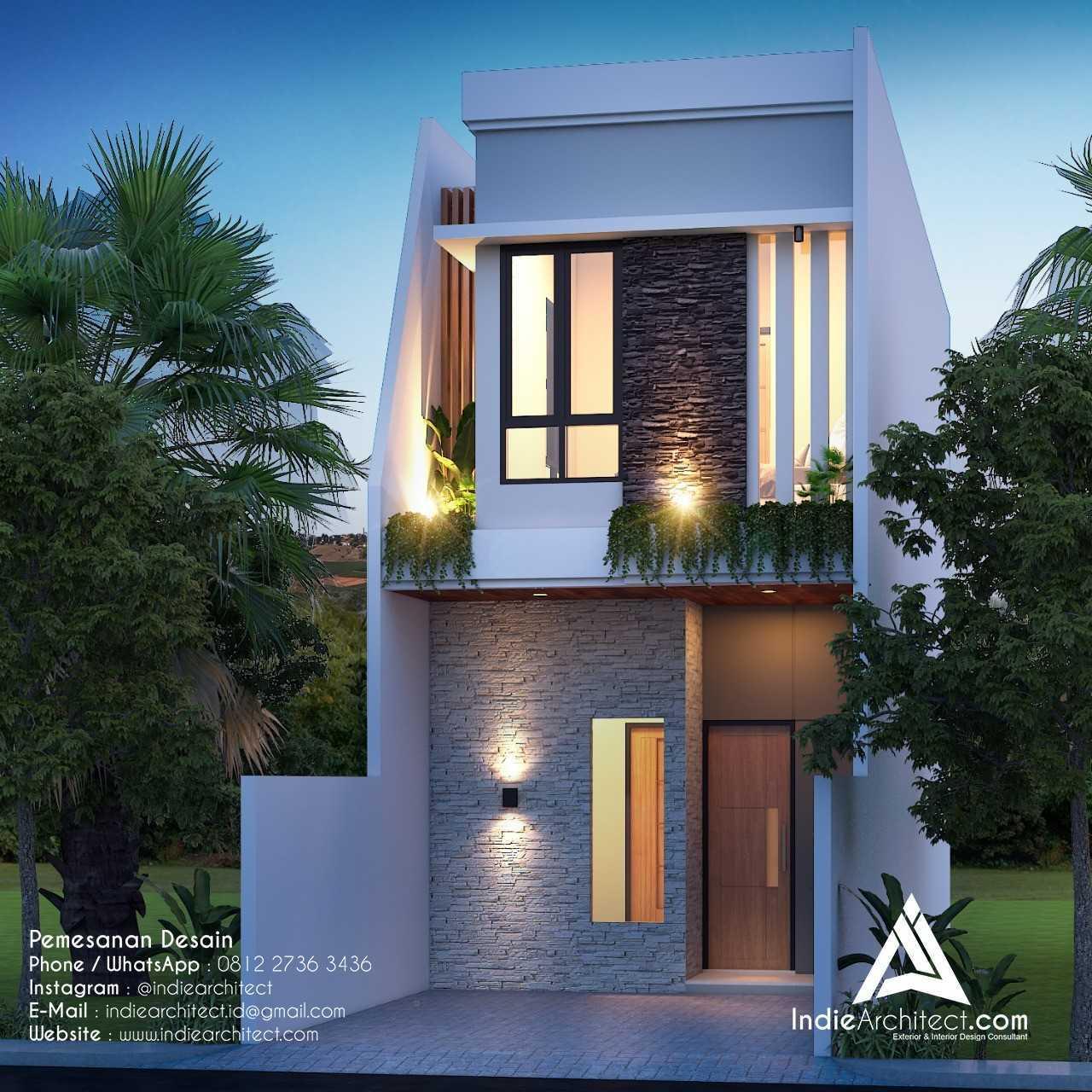 Arsitek Rumah Minimalis 2 Lantai